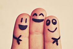 You must have heard the saying that happy people don't do different things, but do things differently. Here is a list of 8 things happy people never say. Stay Happy, Are You Happy, Your Smile, Make You Smile, Happy Smile, Smile Smile, How To Draw Fingers, Finger Art, Kindness Matters