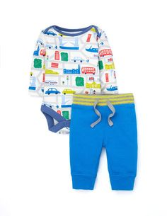 London Town 4 Piece Jersey Set 76035 Gifting at Boden