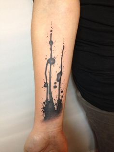 splash  very cool ink ~ Pietro Romano