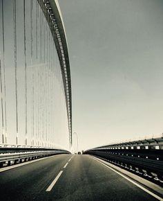Reggio Emilia il ponte di Calatrava