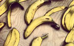 Mascarilla facial de plátano para lucir una piel brillante