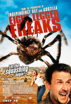 Available in: DVD.In this throwback monster movie from producer Dean Devlin (Independence Day, Godzilla), David Arquette plays the son of a Sci Fi Movies, Comedy Movies, Scary Movies, Hd Movies, Horror Movies, Movies Online, Movies And Tv Shows, Watch Movies, Horror Dvd