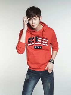 Lee Jong Suk for 'G by GUESS'