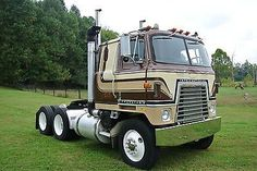 Cabover International Eagle N14 | 1979 International Transtar 4070B Cabover, Air Ride Cab, Very Sharp ...