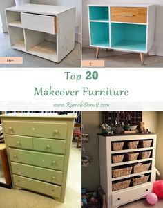 Top 20 Makeover Furniture