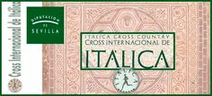 El Cross Internacional de Itálica ed. 2018 se celebrará el día 21 de enero de 2018 con salida a las 14:00 horas para la prueba internacional masculino. #crossitalica #santiponce #depsevilla #italica Cross Country, Cover, Books, Racing, January, Cross Country Running, Libros, Book, Trail Running