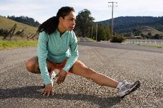 Pre-Run Stretching Doesn't Prevent Injuries
