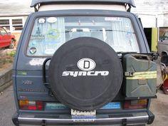 Swing out spare tire Transporter T3, Volkswagen Transporter, Kombi Camper, Campers, T3 Bus, T2 T3, Domain Hosting, Top Gear, Vw Beetles