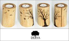 New Fractal Wood Burning With Welder Ideas Wood Burning Crafts, Wood Burning Patterns, Wood Burning Art, Scrap Wood Crafts, Diy Wood Projects, Log Candle Holders, Faux Wood Tiles, Diy Wood Floors, Dark Wood Kitchens