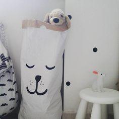 Tellkiddo paper storage bag / WayHome