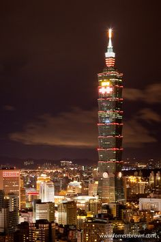 Taipei 101 is the 2nd tallest building in the world, with 508m tall Approximate(1,667 feet). Cost: 1.8 #billion. The world's fastest elevator is in Taipei 101. This tower's exterior design is inspired by Taiwan's native bamboo plant. The tower's design is based on the lucky number 8, which means prosperous and luck in the Chinese Culture.
