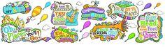 Amazon.com: Paper Magic Eureka Dr. Seuss Oh The Places You'll Go Bulletin Board Sets: Toys & Games