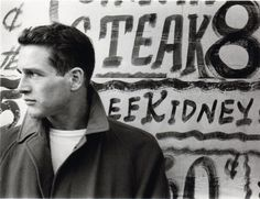 petitpoulailler:    jrarcieri:Paul Newman (January 26, 1925 – September 26, 2008) - Here is David Letterman's tribute to Newman from 2008 as well as an earlier appearance on The Late Show.