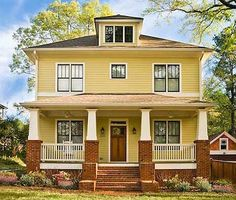 Plan W50100PH: Country, Photo Gallery, Narrow Lot, Traditional, Craftsman House Plans & Home Designs
