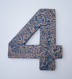 House Numbers, Pottery Ideas, Ceramic Painting, Symbols, Tattoos, Interior, Outdoor, Pottery Studio, Letters