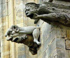 Gargoyles,Ely Cathedral