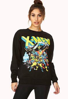 Ultimate X-Men Sweatshirt | FOREVER 21 - 2000073879
