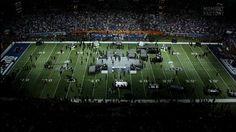 O making of do show do intervalo do Super Bowl