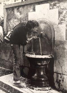 Roma, 1981- R E C R E O : A propósito del día del padre
