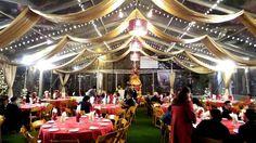 Clear Top Tent - Transparent Tent - Family Celebration