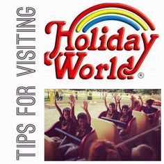 Tons of AWESOME tips for visiting Holiday World in Santa Claus, Indiana - Where to Stay, Ride Recommendations, What to Eat, Tips for the Waterpark, etc. #holidayworld #indiana #amusementparks