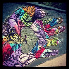 #StreetArt #Graffiti #ROC #Rochester #NY #585 photo by Claire Talbot
