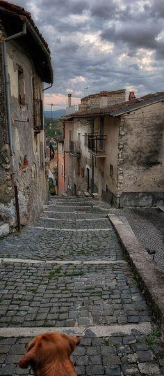 Around Tagliacozzo, Abruzzi, ITALY (by Ettore Mongelli on 500px)