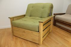 Edinburgh Chairbed Uses Our Easy To Use Push Pull Mechanism Also Seating Is A Lot Higher Than Normal Futon Chair