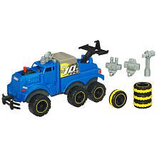 Tonka Mod Machines Systems Deluxe Tough Shifters - DX14 Semi-Hauler