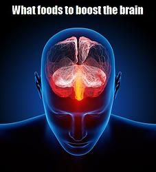 WHAT FOOD CAN POWER THE BRAIN
