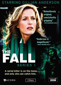 DVD - The Fall, season 1 and 2 <3