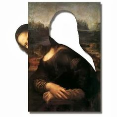 Coucou!♂️♀️♀️Mona Lisa Parody ♀️ ♀️♀️More Pins Like This At FOSTERGINGER @ Pinterest♀️♂️♀️