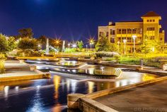 Mishawaka, Indiana river walk.   Photo by Dakarai Breveard