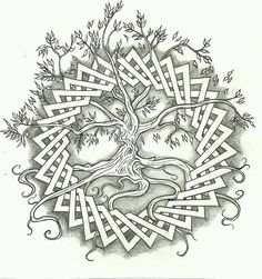 Gli Arcani Supremi (Vox clamantis in deserto - Gothian): Celtic style