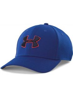 3e6841e6d839d2 Under Armour Men's UA Blitzing II Stretch Fit Cap, Available at  #EssentialApparel Under Armour