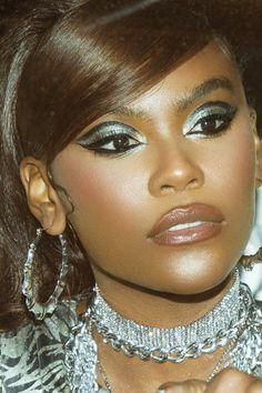 Makeup Goals, Makeup Inspo, Makeup Art, Makeup Inspiration, Beauty Makeup, 90s Makeup, Black Girl Makeup, Girls Makeup, Cute Makeup