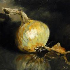 DPW Fine Art Friendly Auctions - Onion by Dalan Wells