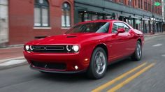 2017 Dodge Challenger GT AWD - Awesome Interior and Drive 305 hp