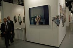 ANNA NOVA ART GALLERY (Moskow) at CONTEMPORARY ISTANBUL (2013)