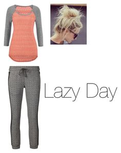 """Lazy Day"" by lillian-a-massey ❤ liked on Polyvore featuring maurices, NSF, women's clothing, women's fashion, women, female, woman, misses and juniors"