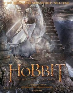 The Hobbit: Battle of the Five Armies - Galadriel