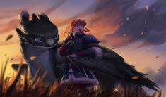 Httyd Dragons, Cute Dragons, Hicks Und Astrid, Night Fury Dragon, Dragon Sketch, Hiccup And Toothless, Dragon Artwork, Dragon Trainer, How To Train Your Dragon