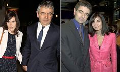 Rowan Atkinson finalises his 'quickie' divorce from wife Sunetra
