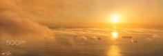 Gibraltar Sunrise - Gibraltar sunrise