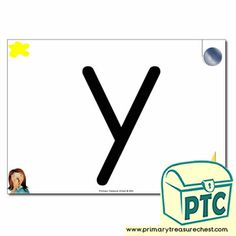 Letter 'y' Themed Flashcards, Word Mats, Posters & Challenges - Primary Treasure Chest Book Activities, Teaching Resources, Teaching Ideas, Ourselves Topic, Key Stage 1, Sound Art, Preschool Printables, Letter Sounds, Initial Letters