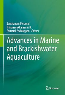 This book compiles the latest findings in the field of marine and brackishwater aquaculture. It covers significant topics such as techniques of culture of live feeds (microalgae rotifer Artemia marine copepod & polychaetes) while also highlighting vital themes like the culture and applications of free and marine sponge associated microbial probiotics controlled breeding seed production and culture of commercially important fin and shell fishes. Moreover the book focuses on the breeding and…