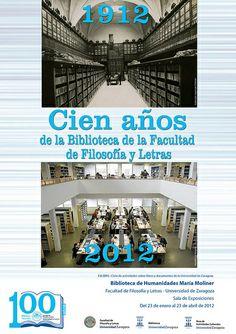 Cien años de la Biblioteca de la Facultad de Filosofía y Letras   Flickr: Intercambio de fotos