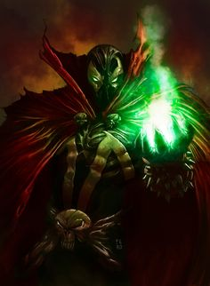 Spawn Power by Fpeniche.deviantart.com on @DeviantArt