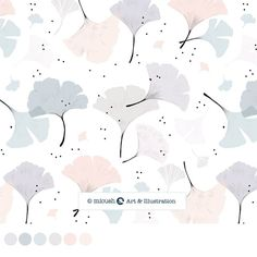 Surface Pattern by Micush Art & Illustration