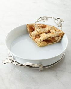 Botanical Leaf Pie Plate by Michael Aram at Horchow.